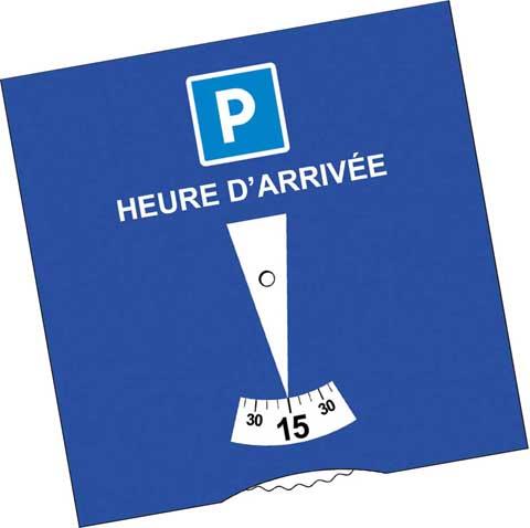 Disque-de-stationnement-personnalisé-normalisé-france-disquebleu