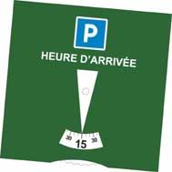 Disque-de-stationnement-vert-vehicules-electriques-personnalises-normalisé-france-disquebleu