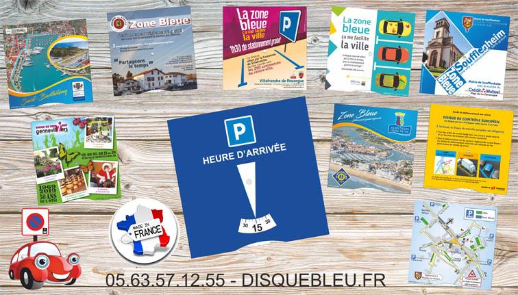 disques-de-stationnement-personnalises-zone-bleue--pour-mairies-offices-de-tourisme-metropoles