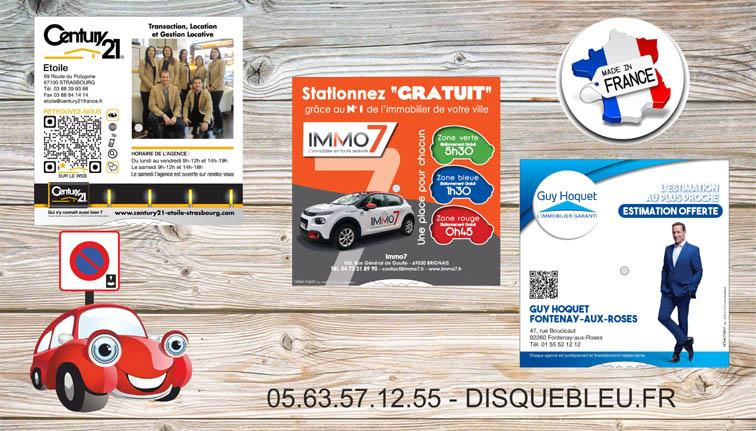 disques-de-stationnement-pour-agence-immobiliere-orpi-hoquet-iad-era